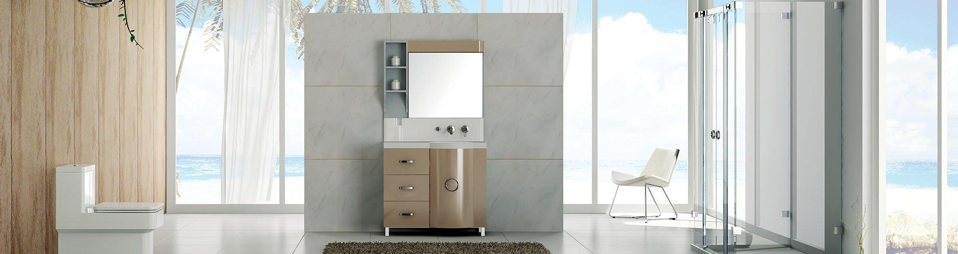 Fürdőszobája eleganciájához nem csak a zuhanyfülke, zuhanyajtó vagy a kád szépsége, de a fürdőszobabútor gondos kiválasztása is hozzájárul. Egy fürdőszobabútornak azonban nem csak szépnek, de praktikusnak is kell lennie. Fürdőszobabútor akció!