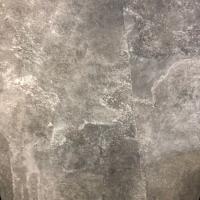 Szürke termeszetes nagy kőhatású lapok falra is