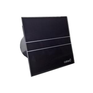 CATA E-100 GT BK ventilátor, 8W, időzítővel, o100mm, fekete (00900502) Termék szerkesztése