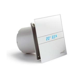 CATA E-120 GTH ventillátor, 5,5/11W, időzítővel, automatikus, o120mm, fehér (00901200)