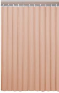 AQUALINE zuhanyfüggöny, 180x200cm, bézs (0201004 BE)