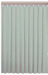 AQUALINE PVC zuhanyfüggöny, 180x200 cm, zöld (0201004 Z)