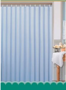 AQUALINE zuhanyfüggöny, 180x200cm, kék (0201104 M)