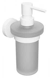 BEMETA WHITE Szappanadagoló, 80x180x105mm, 230ml, fehér (104109014)