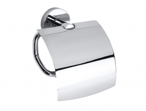 BEMETA OMEGA WC papírtartó, 140x155x80mm, króm (104112012) (XR705)