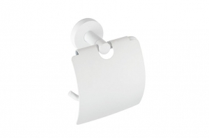BEMETA WHITE WC papírtartó, 140x155x80mm, fehér (104112014)