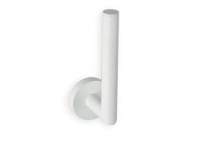 BEMETA WHITE Tartalék WC papírtartó, 55x165x65mm, fehér (104112034)
