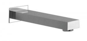 LATUS falra szerelhető kádtöltő, króm (1102-49)