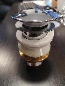Balneum click-clack lefolyó mosdóhoz
