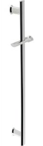 ROXY zuhanyszett, állítható, ovális rúddal, réz/króm (1206-05)