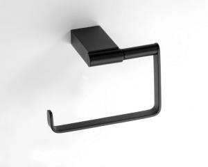 BEMETA NERO WC papírtartó, 131x90x75mm, fekete (135012220)