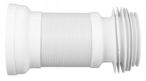 BRUCKNER Flexibilis WC lefolyó, 245-530mm (159.325.0)