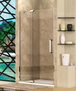 Aquatek Party B5 nyílóajtós zuhanyajtó két fal közé