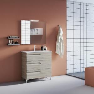 Royo Bannio Vitale komplett bútor összeállítás. 3 fiókos szekrény lábbal