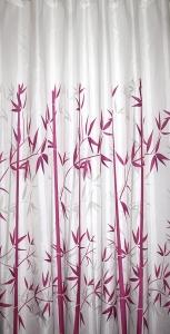 AQUALINE zuhanyfüggöny, 180x200cm, reed (23033)