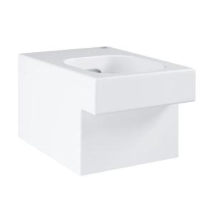 Grohe Cube Fali WC, öblítőperem nélkül, hátsó kifolyású