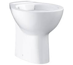 Grohe Bau Ceramic perem nélküli álló WC alsó kifolyású