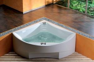 Bermuda sarok fürdőkád