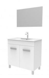 FRESH 1 KIT bútorszett, 80 cm, fehér - 50801