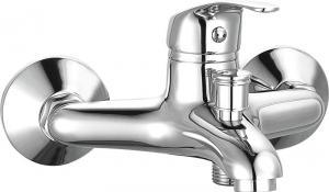 Aqualine 50 Kád csaptelep zuhany nélkül, króm (52118)