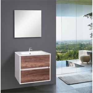 Wellis GINGER 60 bútor szett / szekrény+mosdó+tükör /