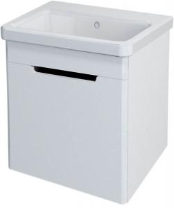 Sapho ELLA mosdótartó szekrény 46,5x65x38,5 cm, fehér (70055)