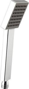 kézizuhany, 1 funkció, 21cm, ABS/króm (1204-09)