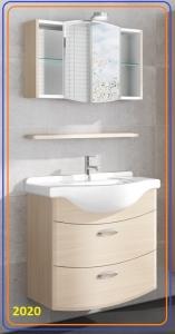 Tboss ELEGANT Fürdőszoba bútor SZETT -55,65,75 cm (lábak nélkül)
