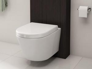 Arezzo INDIANA FÜGGESZTETT WC