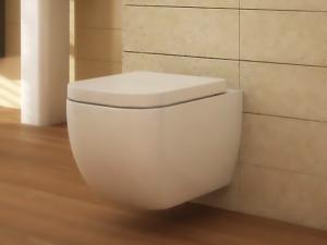 Arezzo OHIO fali wc, ülőke nélkül