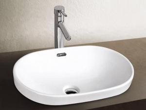 Arezzo DENVER 60X40 CM-ES beépíthető mosdó