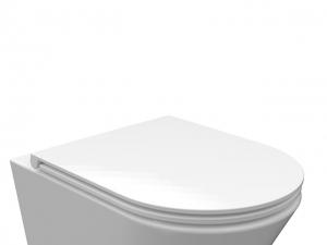 Indiana Slim Soft Close Lecsapódásgátlós WC Tető