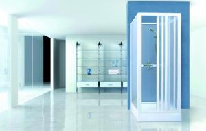 Aquatek ROYAL D3 hátfalas szögletes zuhanykabin