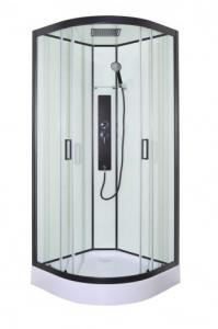 Sanotechnik Sky 1 komplett hidromasszázs zuhanykabin 90x90x225 cm