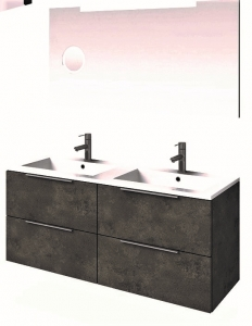 Tboss Dana 120 komplett fürdőszobabútor
