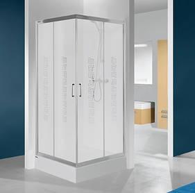 Sanplast KN/TX4b zuhanykabin (tolóajtós) tálca nélkül