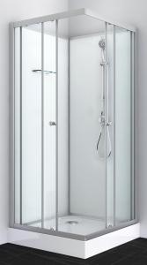 Sanotechnik FORTE 90x90 komplett zuhanykabin