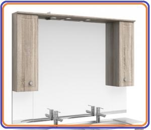 Tboss Bianka Plusz felső szekrény-105,120,130 cm