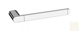 FLORI WC-papírtartó, matt fehér (RF006/14)