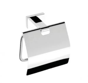 BEMETA PLAZA WC papírtartó, 125x125x65mm, króm (118112012)