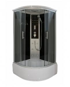 Sanotechnik Vita Quick Line magastálcás hidromasszázs zuhanykabin
