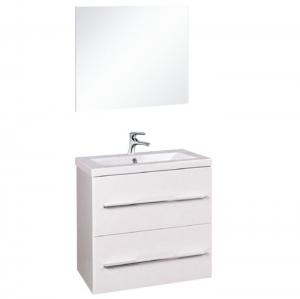 Wellis NINA 60 bútor szett / szekrény+mosdó+tükör /