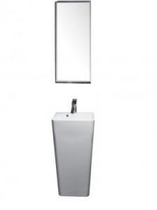 Sanotechnik Álló mosdó, öntött márvány