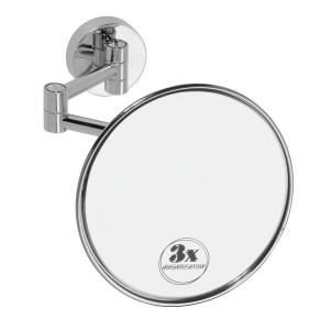 BEMETA KOZM.TÜKRÖK Kozmetikai tükör, 140x140x220mm, átm:140mm (112101521) (XR004)