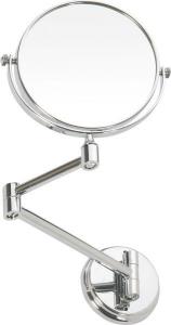 BEMETA KOZM.TÜKRÖK Kozmetikai tükör, 185x260x420mm, átm:135mm (106301122) (XR005)