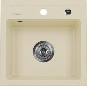 Zorba 1 medencés mosogató csepegtető nélkül - pezsgő ZQZ 1103