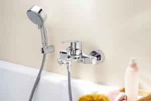Grohe Eurostyle Cosmopolitan egykaros kádtöltő és zuhanycsap