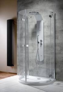 Radaway Almatea P falsíkra szerelhető zuhanykabin