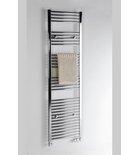 Sapho ALYA fürdőszobai radiátor, króm 500x1118 mm, egyenes