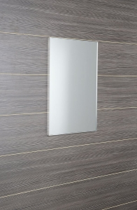 AROWANA Keretes tükör 500x800 mm, króm